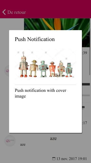 Notifiche Push