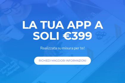 Come creare l'App per il tuo business